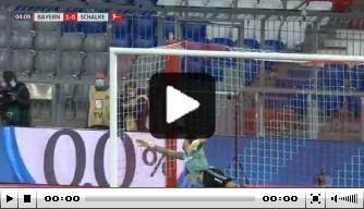 Video: Gnabry scoort eerste Bayern-goal na 203 seconden