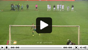 Video: AC Milan na 24 (!) strafschoppen pas langs Rio Ave