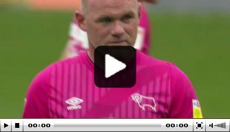 Kijk terug: Rooney bezorgt Cocu eerste zege met fraaie vrije trap