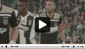 Video: Ajax deelt recente verleden op Italiaanse bodem