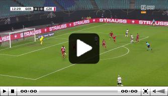 Assistkoning Max toont handelsmerk bij debuut in Duits elftal
