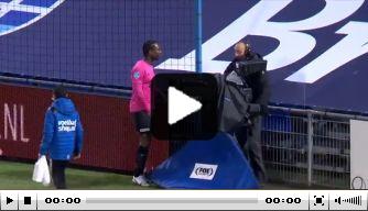 Video: Elia haalt verhaal bij cameraman van FOX Sports
