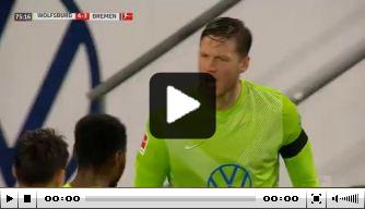 Video: Weghorst scoort weer, ditmaal met fraaie kopbal