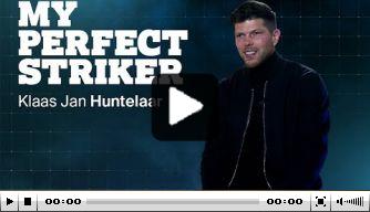 Video: routinier Huntelaar stelt zijn ideale spits samen