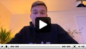 Video: Te Wierik herhaalt wens terug te willen naar Nederland