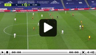 Kijk terug: Memphis met twee goals van grote waarde bij Lyon