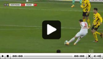 Video: Öztunali doet Dortmund pijn met heerlijke pegel
