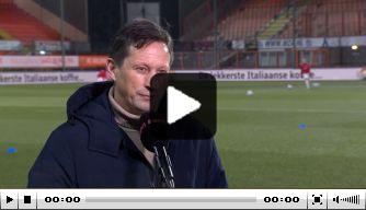 Video: Gakpo op z'n vroegst terug tegen Feyenoord