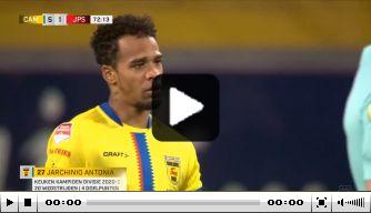 Video: tranen bij Antonia na fraaie goal in bewogen week