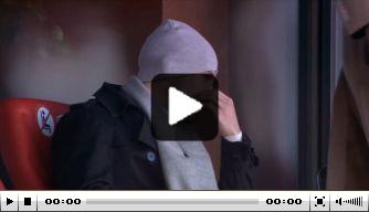 Video: emoties bij Cerny na mooie actie van FC Twente