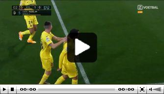 Video: Villarreal-middenvelder Parejo maakt absolute wereldgoal