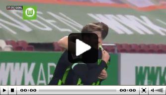 Onstopbare Weghorst maakt veertiende doelpunt van het seizoen