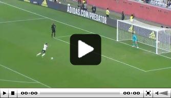 Video: krankzinnig langzame pingel tijdens kleine finale op WK