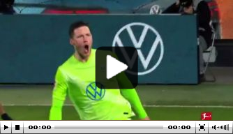 Video: Bundesliga zet goals fenomeen Weghorst op een rijtje