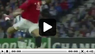 Video: Ronaldo maakte in 2009 wereldgoal tegen FC Porto
