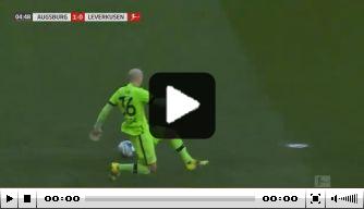 Video: Bosz ziet keeper gigantisch de fout in gaan