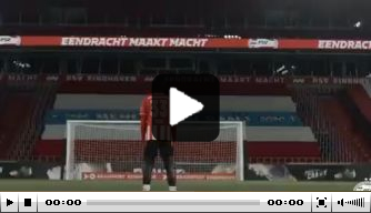 Video: PSV komt met fraaie video voor Europa League-clash