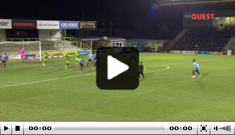Video: Southend-middenvelder Ferguson maakt wereldgoal