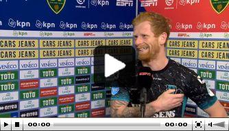 Video: Van der Venne neemt Hans Kraaij Jr. in de maling