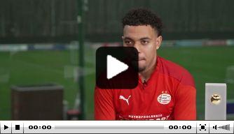 Video: Malen blij dat 'vriend' Ihattaren terug is op het trainingsveld