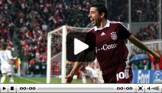 Vandaag in 2007: Makaay maakt snelste CL-goal ooit