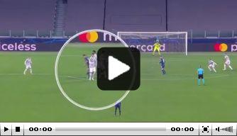 Dramatisch muurtje kost Juventus de kop in Champions League