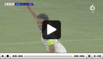 Weelde voor PSG: Marquinhos verdubbelt de voorsprong
