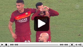 Alle Europese doelpunten die AS Roma dit seizoen maakte