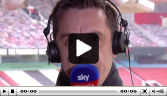 Video: analist Neville loopt helemaal leeg over Super League