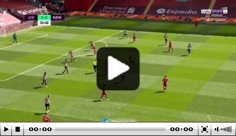 Video: Salah schiet uit de startblokken met prachtgoal