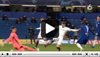 Video: Chelsea krijgt kans na kans, maar scoort niet