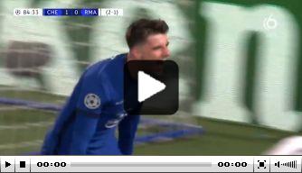 Video: Mount doet het en beslist halve finale tegen Real