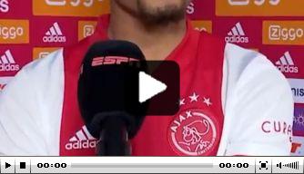 Video: Withete Zinédine Machach imponeert Devyne Rensch niet