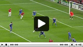 Vandaag in 2008: Van der Sar wint CL met Man United