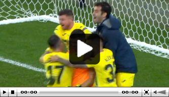 Video: Bekijk hier de misser in de krankzinnige penaltyreeks