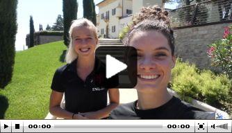 Video: Oranje Leeuwinnen komen met boodschap aan Oranje