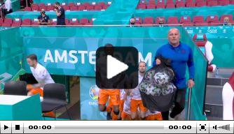 Video: warm welkom voor Oranje in Johan Cruijff Arena