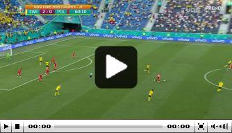 Video: Lewandowski doet het helemaal zelf en maakt wereldgoal