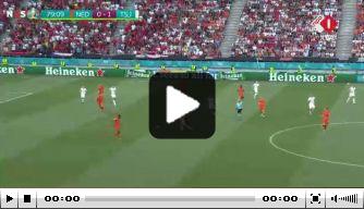 Het EK lijkt voorbij voor Oranje: Tsjechië komt op 0-2