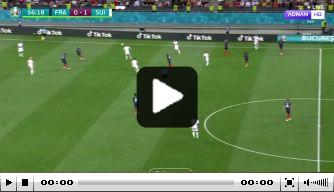 Wat een techniek: Benzema goud waard voor Fransen
