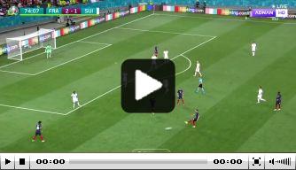 Video: Pogba beloont glansoptreden met wondergoal