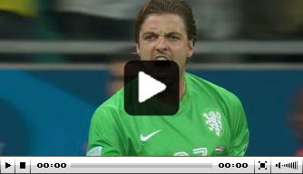 Vandaag in 2014: Van Gaal wisselt Krul voor Cillessen