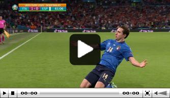 Video: Chiesa eindstation van heerlijke counter van Italië