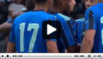 Video: Danilo maakt fantastische goal in oefenduel Ajax