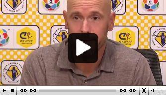 Haha: Tadic zou plek bij Ajax aan Messi geven