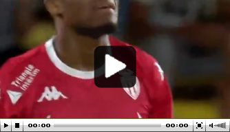 Video: Oei... Pijnlijke misser Boadu voor open goal in beeld