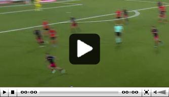 Video: KKD-topscorer Mühren is los met Volendam na wereldvolley