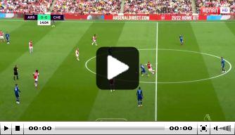 Video: peperdure Lukaku scoort binnen kwartier voor Chelsea