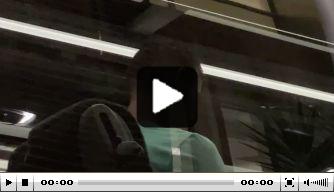 Video: Ronaldo kijkt eigen doelpunten terug in de spelersbus