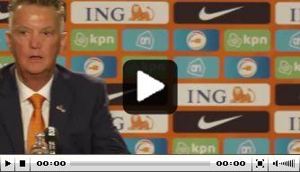 Even lachen: de hilarische hoogtepunten van Van Gaal